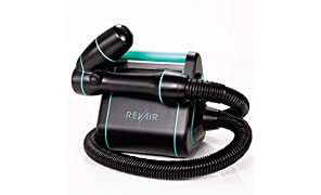 "RevAir, Reverse-Air Dryer | Dries hair straight and smooth - ""As featured on Channel 4's Buy It Now"""