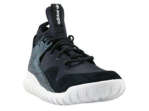 Adidas - Adidas Tubular X Scarpe Sportive Uomo Nere Verdi S31988 nero verde