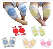 Mom care Baby Knee & Elbow Guard/pad for Crawling, Toddlers, Infant, Girl, Boys, Safety Protector Comforta