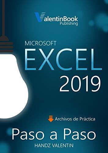 EXCEL 2019 PASO A PASO: (EPUB + MOBI + PDF) eBook: VALENTIN, HANDZ ...