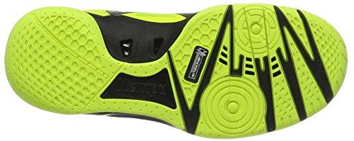Kempa Wing Lite Caution, Zapatillas de Balonmano para Hombre, Amarillo (Amarillo Fluor/Antracita/000), 47 EU