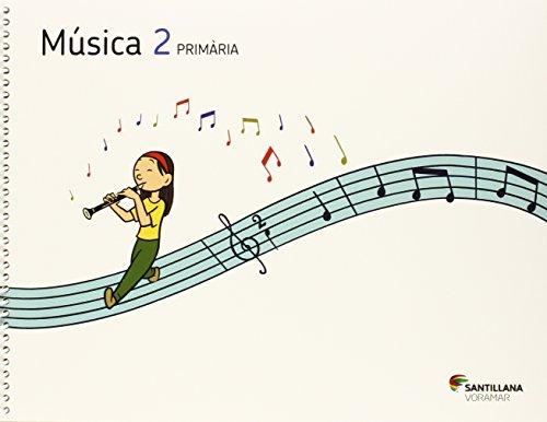 MUSICA 2 PRIMARIA - 9788498079043