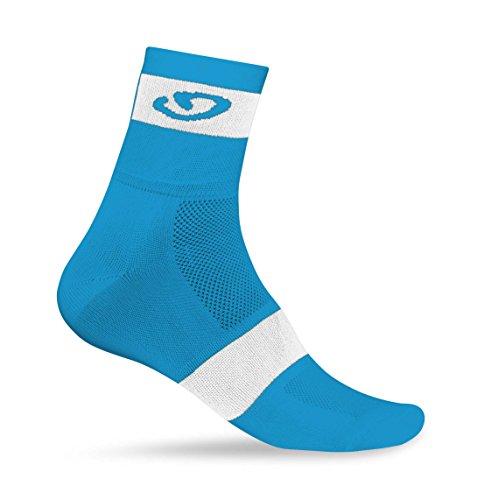 Giro Funktionssocken Classic Racer, blau, L, 265000074 (Racer Socken)