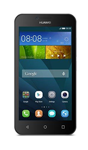 Huawei Y5 Smartphone (4,5 Zoll (11,43 cm) Touch-Bildschirm, 8 GB interner Speicher, Android 5.1) weiß
