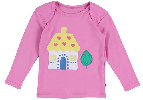 piccalilly-in-cotone-organico-rosa-bambina-house-applique-top-pink-6-12-mesi
