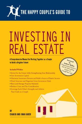 Téléchargez des ebooks gratuitement en pdf The Happy Couple's Guide to Investing in Real Estate PDF B00BSETWHO