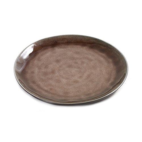 Serax Pure Dessins Poterie Marron Taille Unique