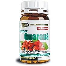 Guaraná Tabletas | 1 paquete de 90 tabletas | alto porcentaje de cafeína | Estimular emocionante | Afrodisíaco erección impotencia