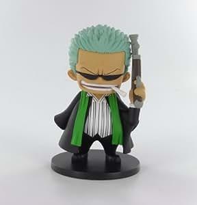 Figurine Trading One Piece SD Jingi Ani Time version 3 Zoro