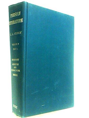 persian-literature-a-bio-bibliographical-survey-vol-1-part-2-biography