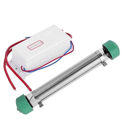 Tubo generador de ozono, esterilizador de ozono, esterilizador casero de ionizadores de...