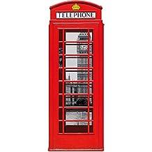 Stickers cabine telephonique - Cabine telephonique a vendre ...