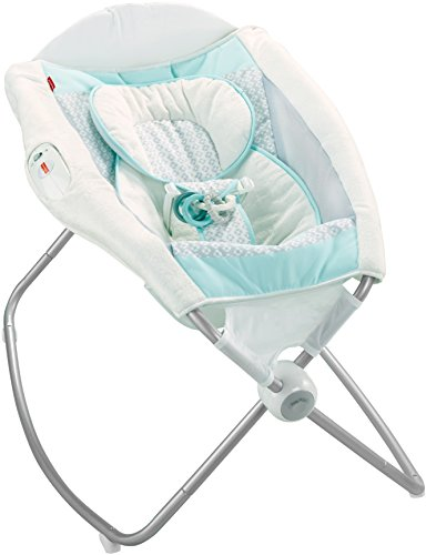 Fisher-Price Moonlight Meadow Deluxe Newborn Rock 'n Play Sleeper by Fisher-Price