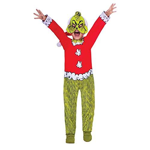 inch Jumpsuit Kostüm Kinder Weihnachten Kostüm ()