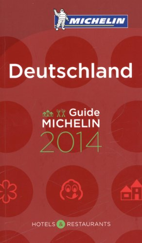 Michelin Guide Germany 2014: Hotels & Restaurants (Michelin Guides)