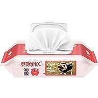 Aolvo 80 toallitas para oreja/ojos/cara/pajara/toallitas para perro,