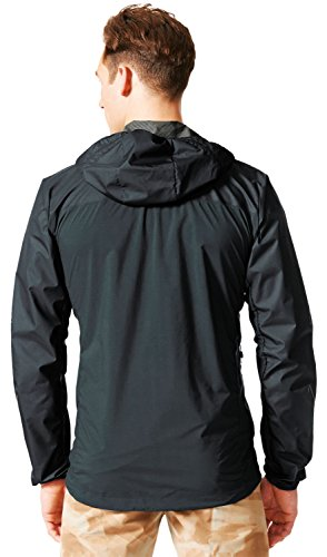 adidas Herren Funktions TX Agravic Hybrid Softshell Jacket blau