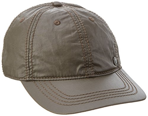 Camel Active Herren Baseball Cap 4C25, Braun (Dark Brown 23), Large
