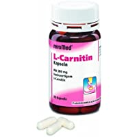 revoMed L-Carnitin Kapseln 90St. preisvergleich bei billige-tabletten.eu