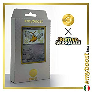 my-booster-SM11 Cartas de Pokémon (SM11.5-IT-SV42)