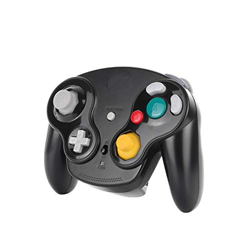 Cooldiy Wireless Gamecube Controller für Nintendo Wii NGC (Super Smash Bros. Ultimate Edition) (Wii Für Smash Super)