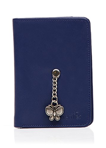 Butterflies Wallet (Blue) (BNS 2284)  available at amazon for Rs.399