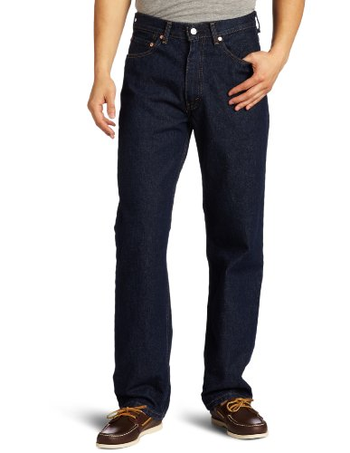 Levis - ® 550 Relaxed Fit Jeans in Gespülte, 33W x 34L, Rinsed - Levis 550 Jeans
