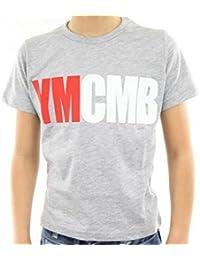 Ymcmb - Tee shirt court Ymcmb enfant gris - 8 ans,10 ans,12 ans,14 ans,16 Ans