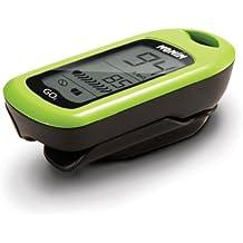 Nonin 9570-G-EN - Oxímetro de pulso (con pantalla LCD retroiluminada), color verde