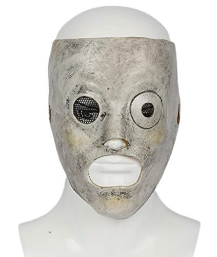 n Cosplay Kostüm Herren Latex Gesicht Mask Erwachsene Verrücktes Fancy Dress Party Stütze ()