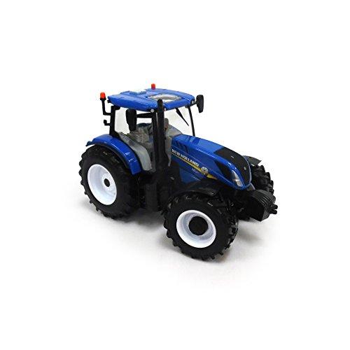 Britains 43147 - New Holland, T6 180, Traktor, Mehrfarbig Preisvergleich