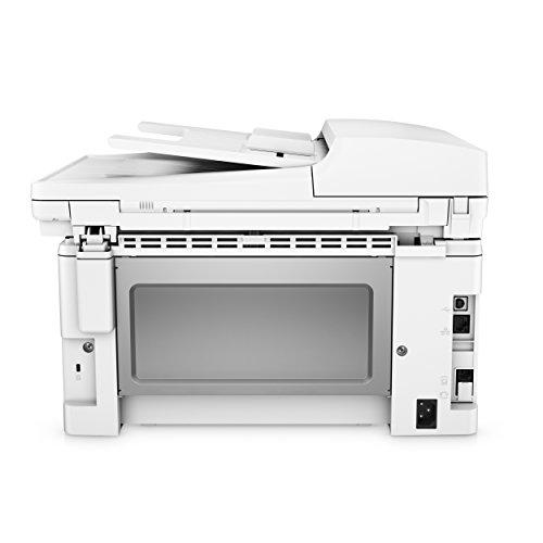 HP LaserJet Pro M130fw Laserdrucker Multifunktionsgerät (Drucker, Scanner, Kopierer, Fax, WLAN, LAN, Apple Airprint, HP ePrint, JetIntelligence, USB, 600 x 600 dpi) weiß - 8
