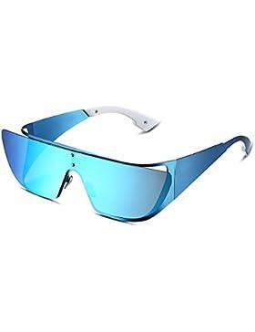 Ilove EU para hombre mujer Deporte Gafas de sol para jinete conducción Golf Correr Ciclismo gafas de deporte Gafas...