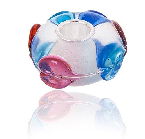 genuino-argento-massiccio-in-vetro-di-murano-a-pi-cuori-lamore-colorati-fascino