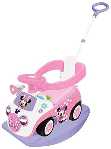 Minnie - 0706052 - Porteur - 4 En 1 Closed Ride On by Minnie