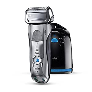 Braun Series 7 790cc-4 Men's Electric Shaver with Clean and Charge Station
