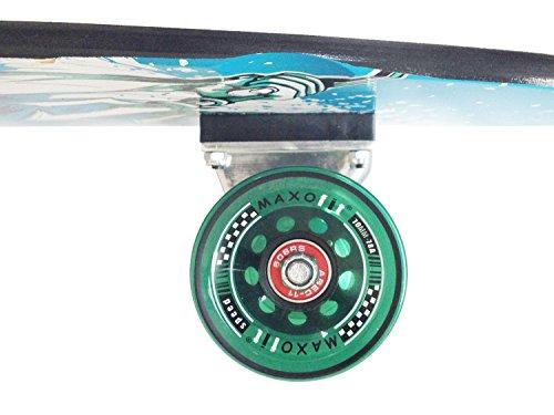MAXOfit Deluxe Cruiser Longboard (Neptun No.7) Sonderaktion -