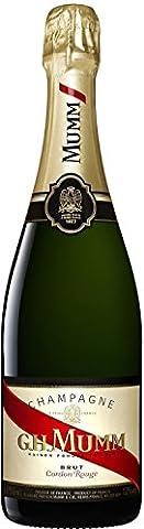 G.H Mumm Cordon Rouge Champagne Non Vintage 75 cl