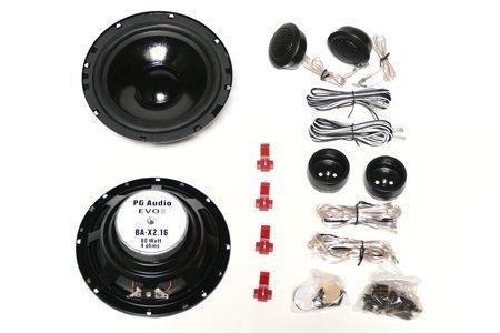 Seat toledo, leon, vW polo 6R, haut-parleur, câble haut-parleurs porte avant, pG iI 2.16 evo audio