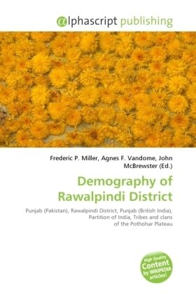 Demography of Rawalpindi District