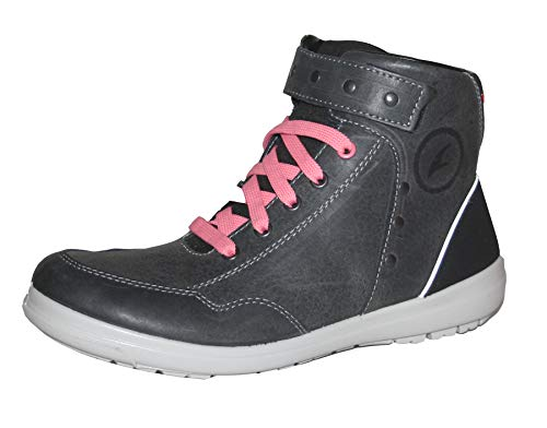torrad Kurzstiefel Stiefel Stiefeletten Schuhe Sneaker Grau ()