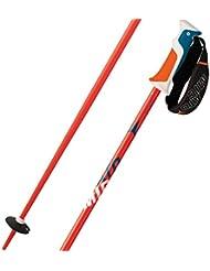 Bastones de esquí ATOMIC Redster 12 XT, Orange, One size, AJ5005250125