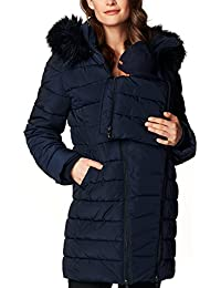 Noppies Damen Umstands Jacke Jacket Anna