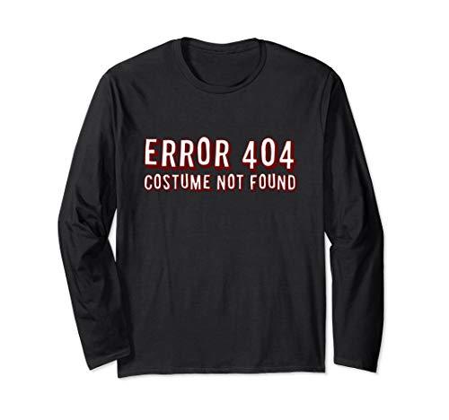 Fehler 404 Halloween Kostüm Nicht Gefunden - Fehler 404: Kostüm nicht gefunden -