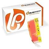 Bubprint Druckerpatrone kompatibel für Canon CLI-8Y für Pixma IP3300 IP3500 IP4200 IP4300 IP4500 IP6700D IX4000 MP510 MP600 MP610 MP970 MX700 Gelb