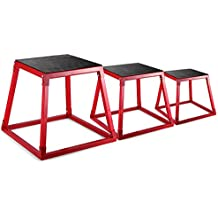 Autovictoria PlyoBox Set Plyometric Box Ejercicio 12