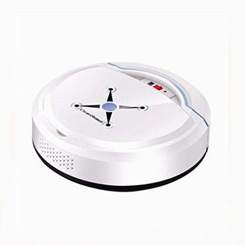 XYANZ Roboter-Staubsauger-Intelligente Haus-Reinigungs-Maschinen-Automatischer Boden-Teppich-Fegender Reiniger-Hohe Saugkraft,White