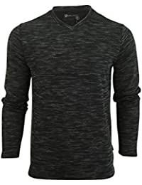 Dissident Mens Long Sleeved T-Shirt by Forsey' Crew Neck