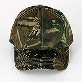 FHJZXDGHNXFGH-IT Cappello alla Moda con Cappuccio Mimetico alla Moda Cappello Estivo Esterno Visiera Cappello Universale per Donna Uomo Cappello da Viaggio Casual Regolabile