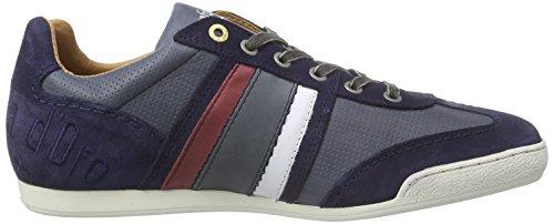Pantofola d'Oro ASCOLI PICENO Herren Sneakers Blau (Dress Blues)